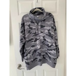 NWT Old Navy Camuflage Sweater